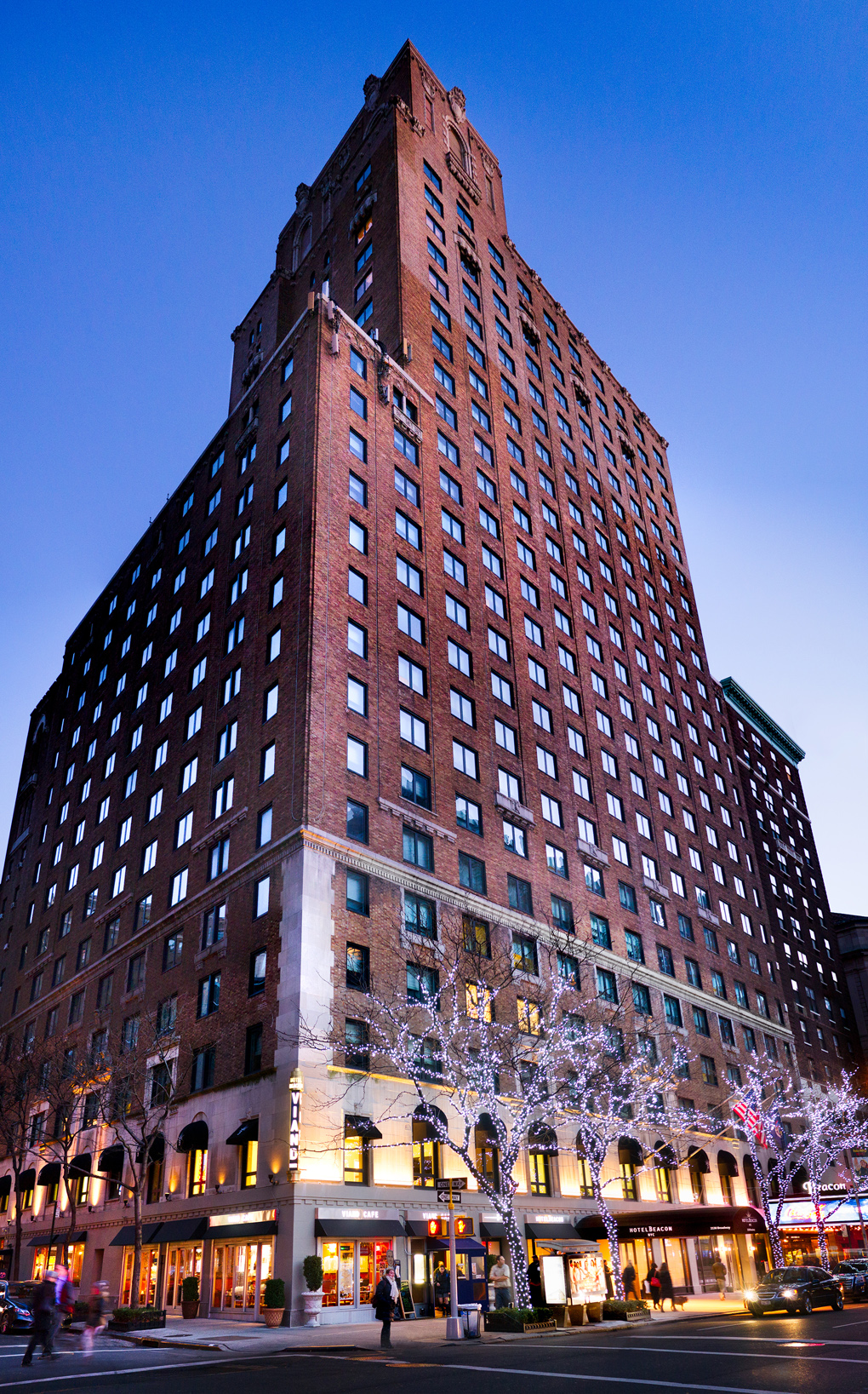 meet tom travers from hotel beacon new york city  the