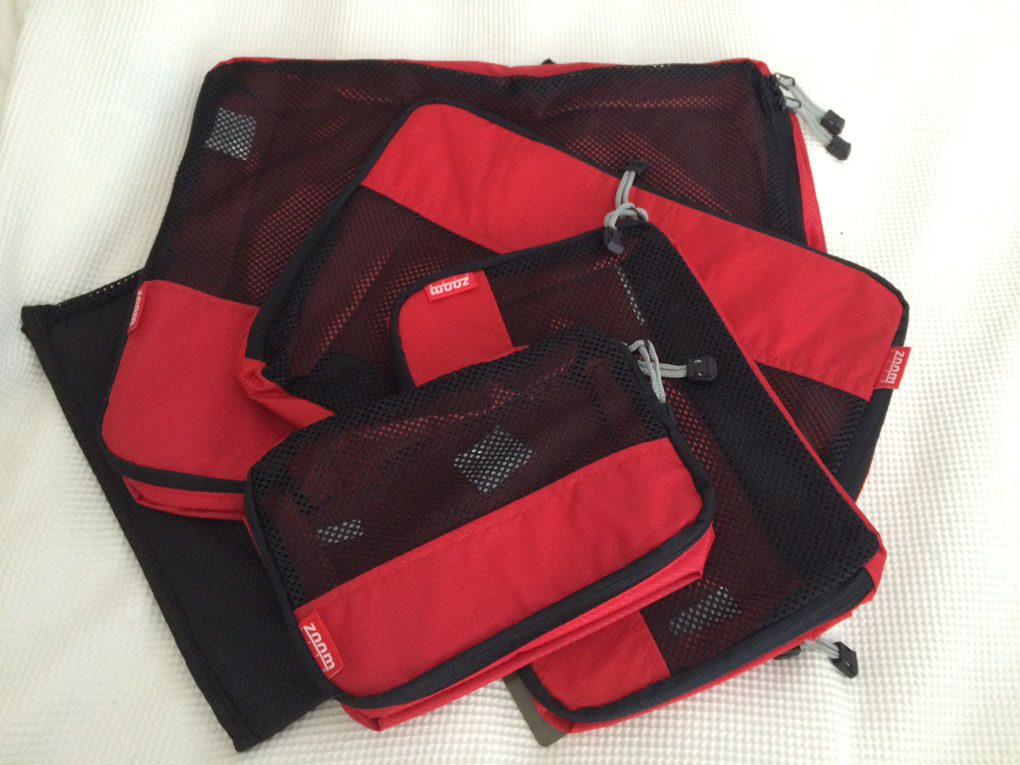 Zoomlite Packing Cubes