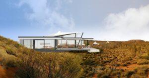 L131 Dune Pavilion Render