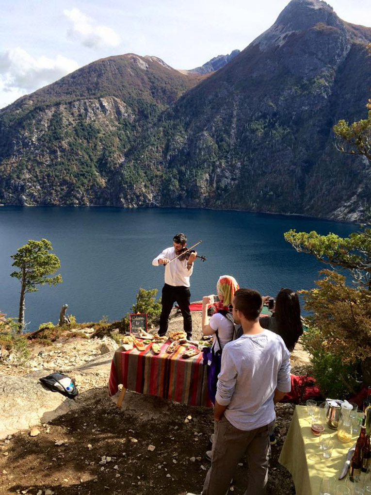 andBeyond in Bariloche Argentina