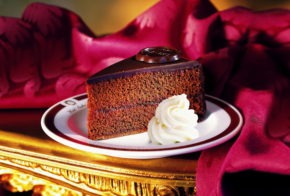 The Original Sacher Torte