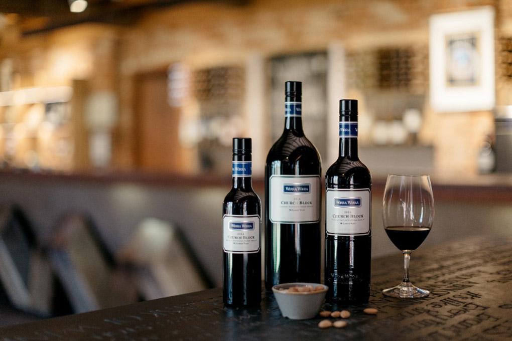 Church Block is Wirra Wirra's hero wine