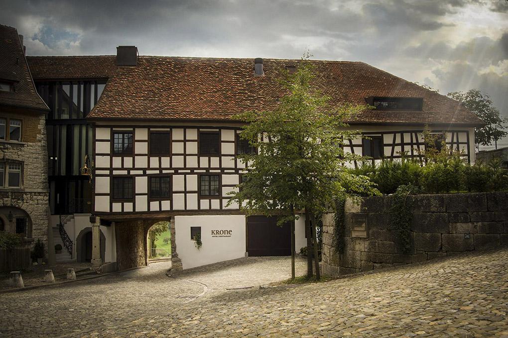 krone, Regensburg, Relais & Chateaux