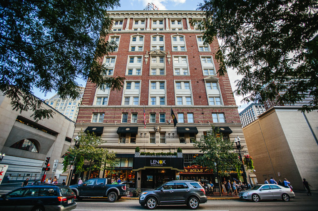Lenox Hotel Downtown Boston, Luxury Boston Hotels