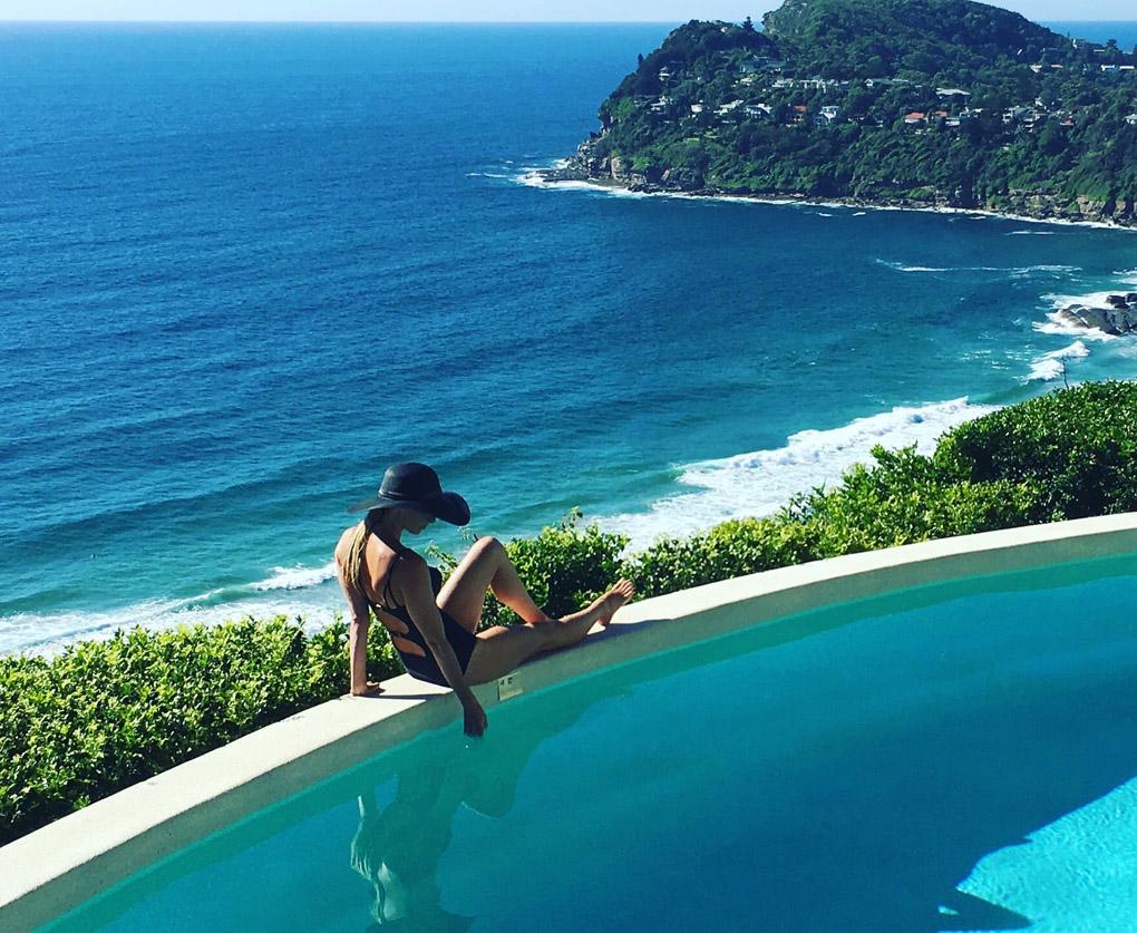 Jonah's, Whale Beach, Sydney, Northern Beaches, pool