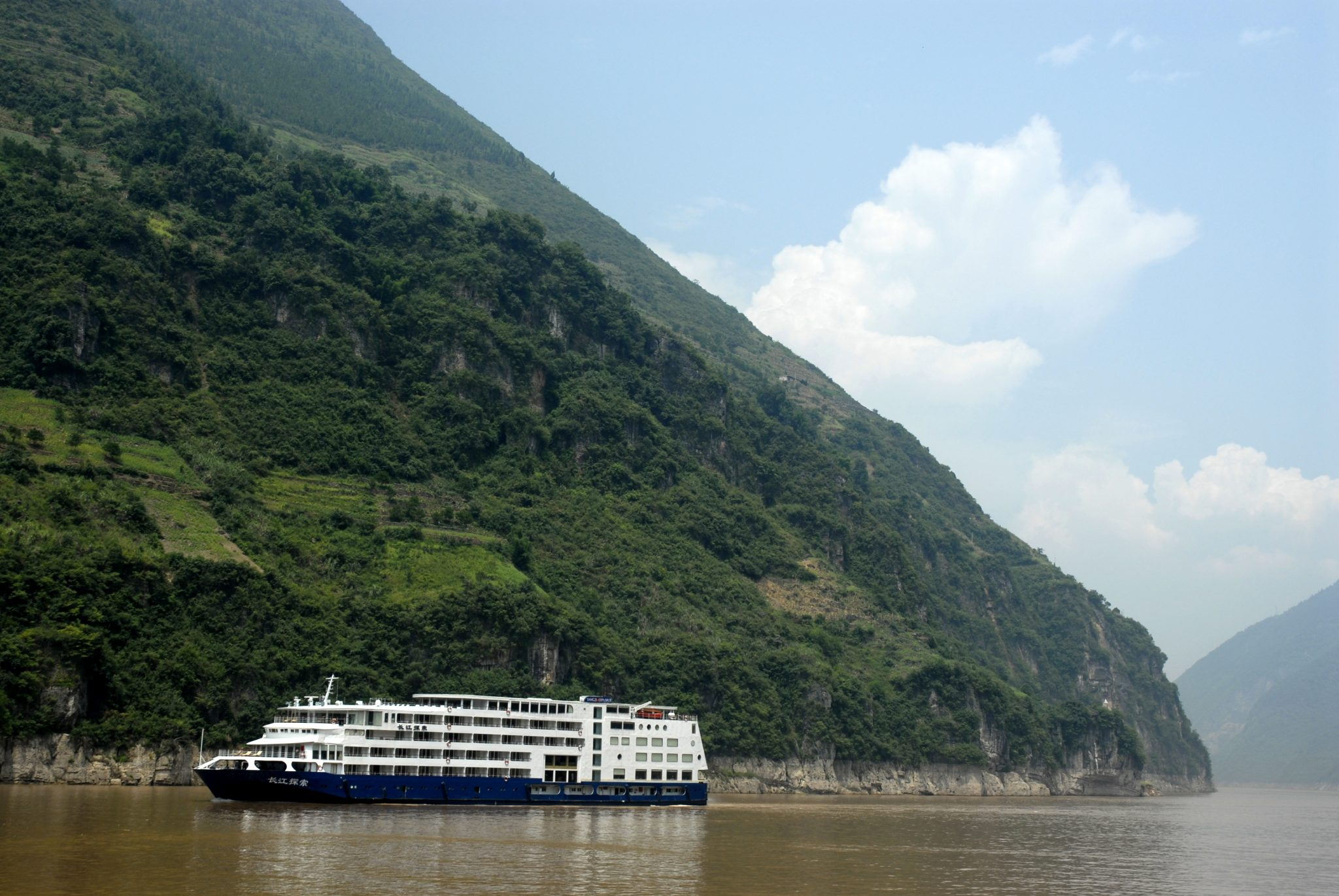 China, cruising, Abercrombie and Kent, luxury cruising