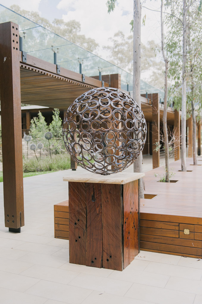 Wolgan Valley, Blue Mountains, One&Only Wolgan Valley, art, sculptures