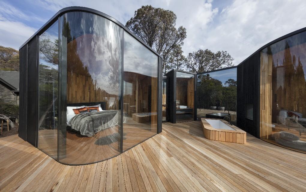 Freycinet Coastal Pavilion Tasmania