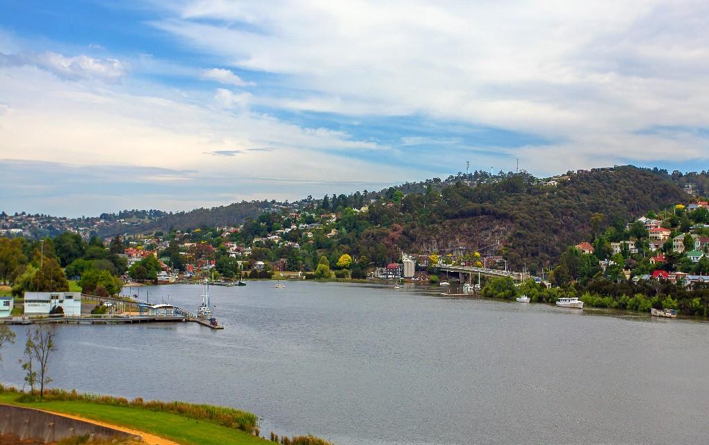 Picturesque Launceston Tasmania