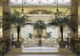 The Ritz London, Palm Court, London, luxury hotels in London