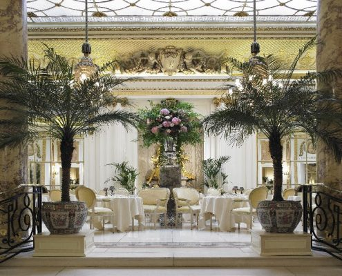 The Ritz London, Palm Court, London, luxury hotels in London